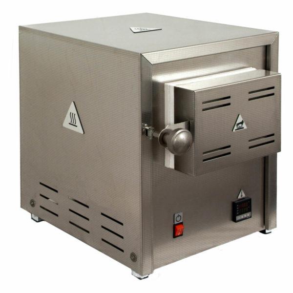 Муфельная печь для керамики / ювелиров (МП10)